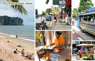 Ao Nang Downtown
