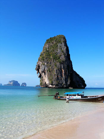 Railay - Phra Nang Beach